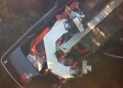 Accidente en Six Flags Magic Mountain